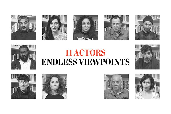 image link for 11 actors, endless viewpoints video