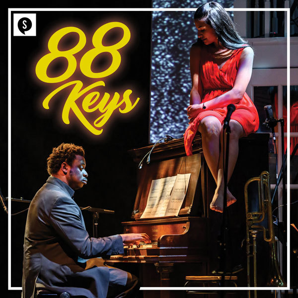 88 Keys Album Cover